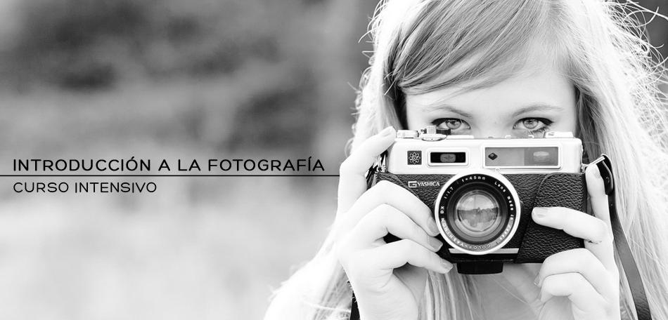 Curso de Fotografia Madrid