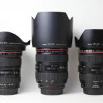 cámaras multiples objetivos