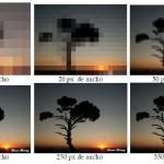 Pixel camara digital