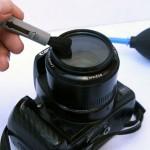 cámara y cuidados