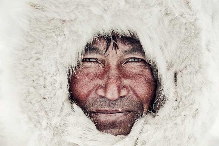 Jimmi Nelson, Retrato