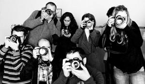 curso fotografia grupo amigos