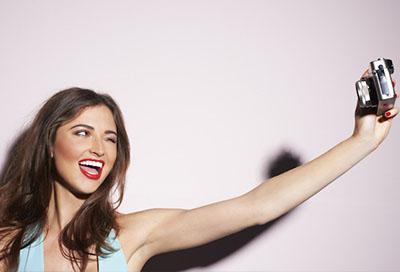camara mejor foto selfie