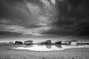 foto en blanco y negro  2 II