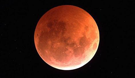 curso fotografia eclipse lunar madrid