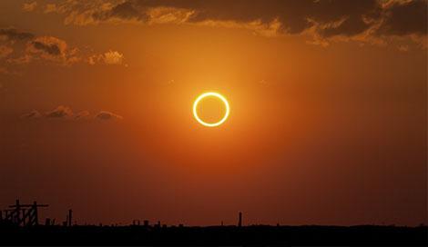 curso fotografia madrid eclipse solar