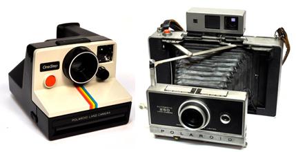 ¿Qué es una Polaroid?