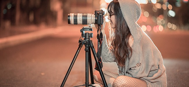 aprende fotografía objetivos