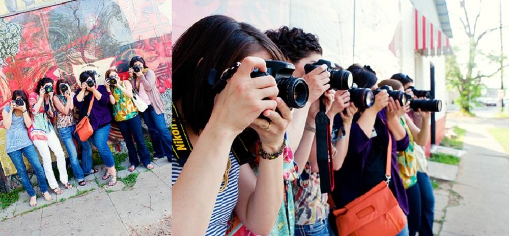 inicio curso de fotorafia