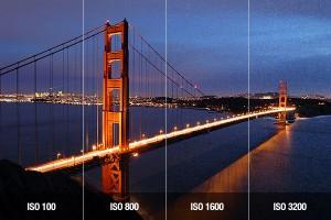 sensibilidad ISO curso fotografia