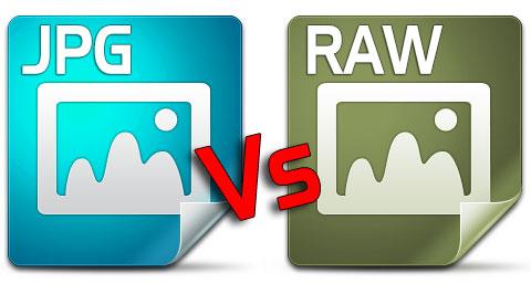 Beneficios fotografía en RAW