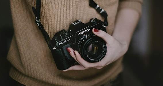 curso de fotografía particular Madrid