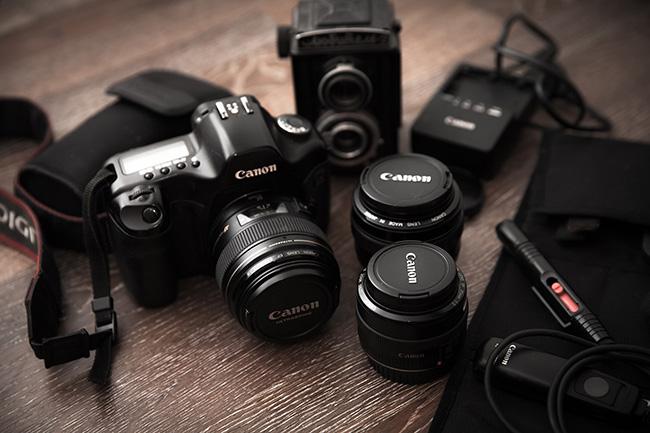 Curso de iniciación fotografía en Madrid