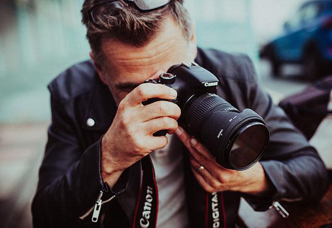 curso de fotografía manual para principiantes