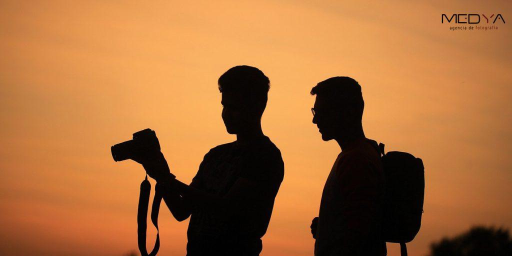 aprender fotografía en Madrid